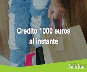 Credito 1000 euros al instante