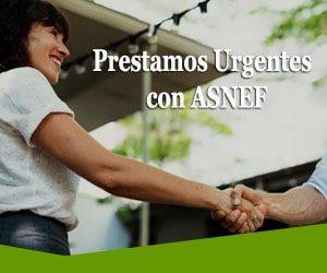 Prestamos Urgentes con ASNEF