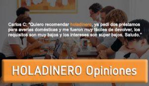 HOLADINERO opiniones