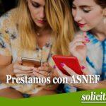 Prestamos con ASNEF