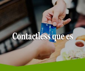 Contactless que es