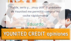 YOUNITED CREDIT opiniones